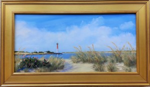 'Barnegat Light' by George Bramhall