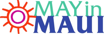 May in Maui logo final