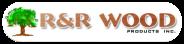 R-R Wood Products Logo