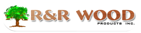 R-R Wood Products Logo