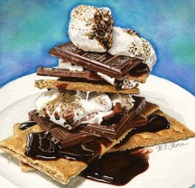 Margaret Thorn's S'Mores
