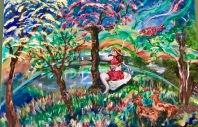 """Suzanne Pitak Davis' """"The Garden"""""""