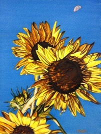 "Beth Palser's ""The Sun and the Moon"""