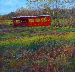 "Bob Richey's ""Hunterdon County Hay Shed"".jpg"